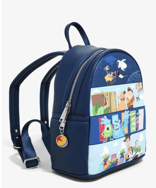 Pixar Loungefly Disney Mini Backpack