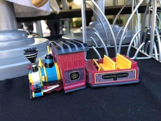 Mickey and Minnie's Runaway Railway Merchandise Toy Vehicle Train