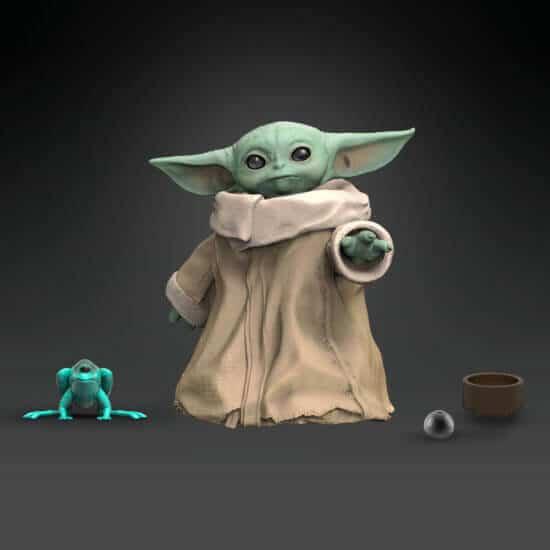 Baby Yoda Wins the Web Hasbro