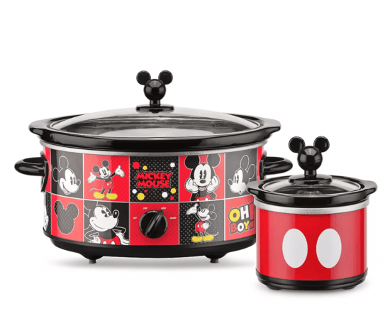 Mickey Mouse Crockpot