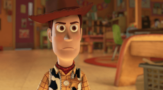 Woody, Toy Story 3