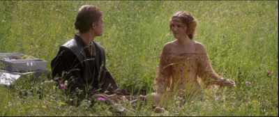 Anakin and Padme, Star Wars Episode II: Attack of the Clones