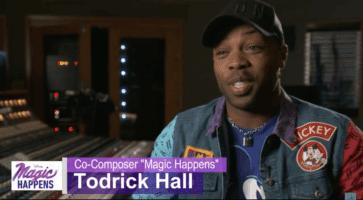 todrick hall magic happens parade