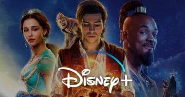 Disney+ Aladdin
