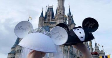 Bride Groom Ears
