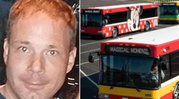 missing disney bus driver