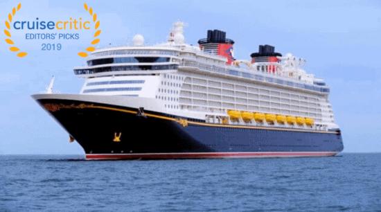 Disney Cruise Lines Cruise Critics Editors Pick 2019
