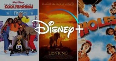 Disney Plus 2020