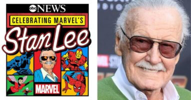 Celebrating Stan Lee