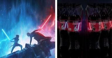 Rise of Skywalker Coca Cola