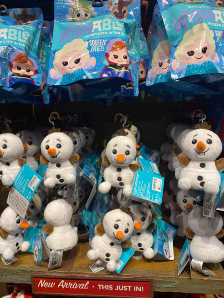 Olaf Frozen Wishables
