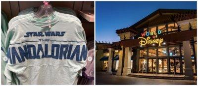 The Mandalorian Spirit Shirt now available at World of Disney