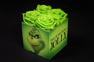 Grinch Roses