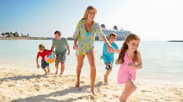 disney cruise summer itineraries