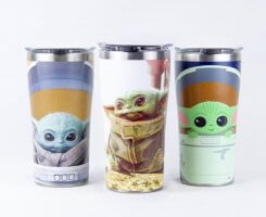 Tervis Star Wars The Child from The Mandalorian mug collection merchandise
