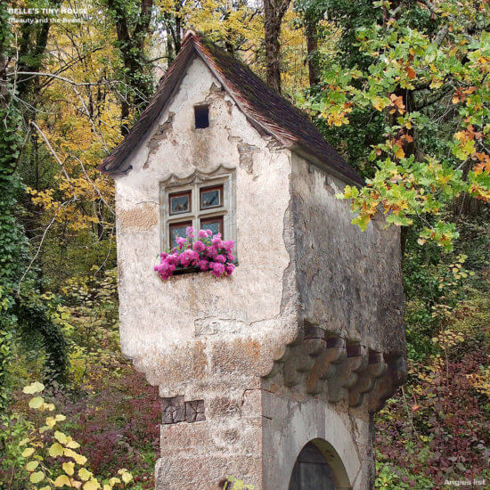 belle tiny house