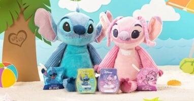Stitch Angel Scentsy Buddies
