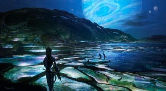 """""""Avatar 2"""" Concept Art"""