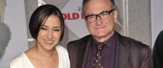 Robin Williams Zelda williams