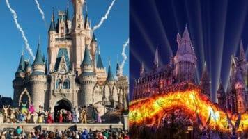 Cinderella / Hogwarts Castle