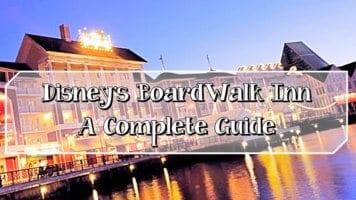 Disney's BoardWalk Guide