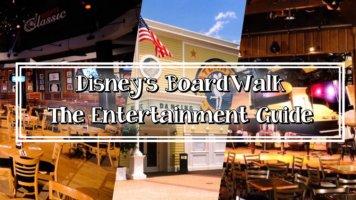 BoardWalk Entertainment Guide
