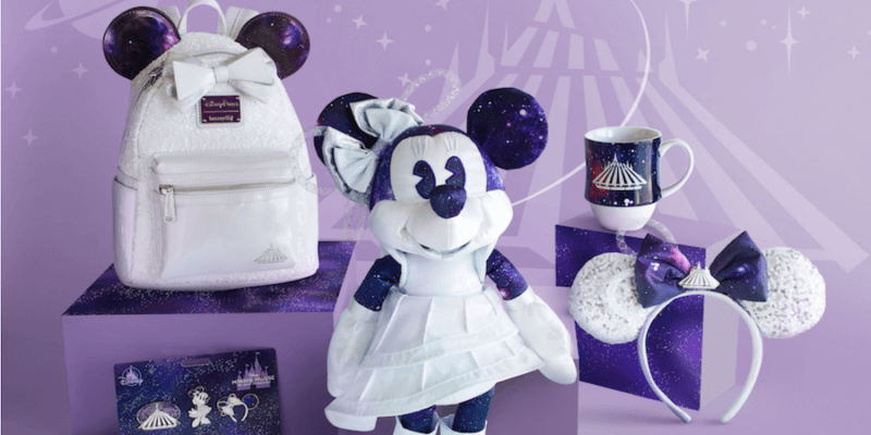 Space Mountain Capsule Minnie Subscription Box preview