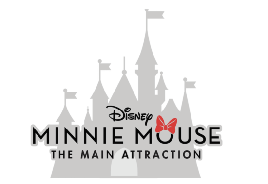 Minnie Mouse The Main Attraction logo