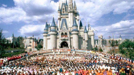 Walt Disney World Opening, October 1, 1971