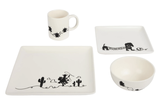 Toy Story Dinnerware set