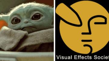 baby yoda visual effects society