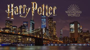 Harry Potter Store New York City