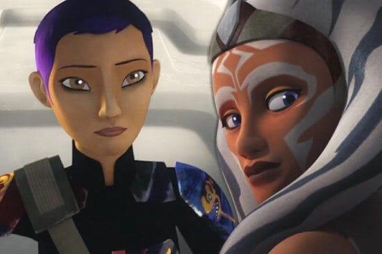 clone wars spinoff ahsoka sabine