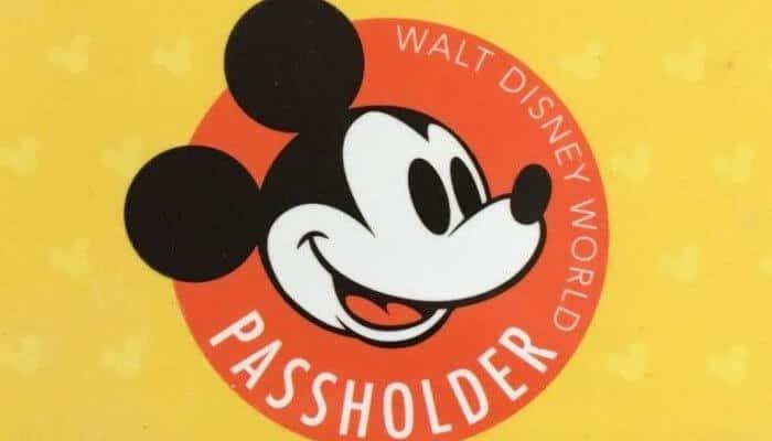 Annual Passholder Disney