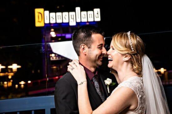 cinderella wedding disneyland hotel