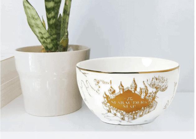 soup bowl for harry potter birthday dinner