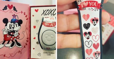 Valentine's Day MagicBand