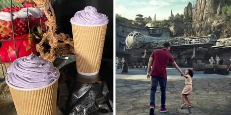 Hot Chocolate Star Wars