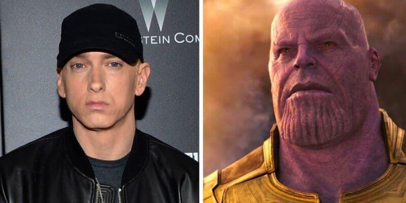 Eminem Thanos