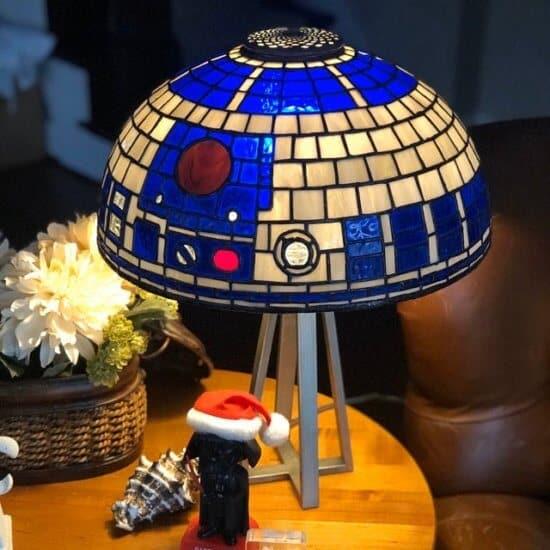 R2-D2 Lamp