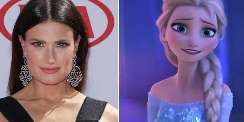 Idina Menzel Elsa