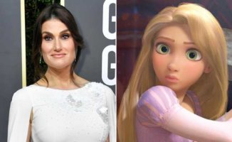 Idina Menzel Rapunzel