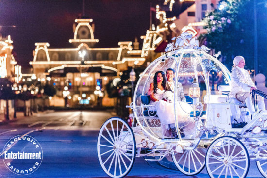 disney fairy tale wedding