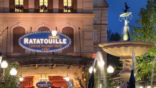 Remy Ratatouille Adventure