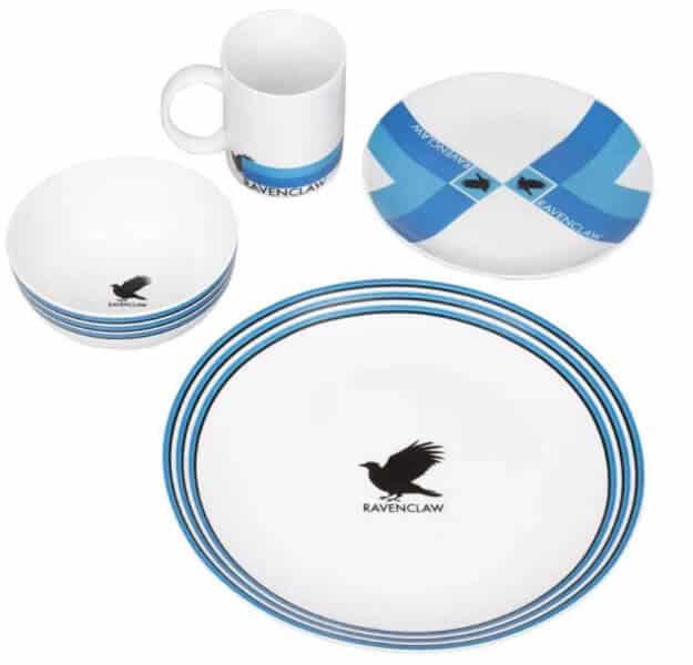 ravenclaw plates for hogwarts