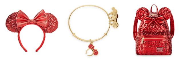 Disney Valentine's Day Gifts - minnie red