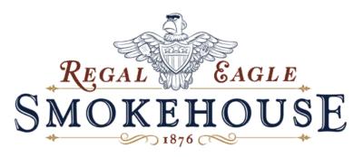 regal eagle smokehouse logo from epcot starring sam eagle