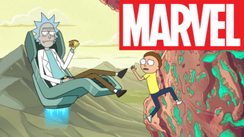 Rick and Morty & Marvel