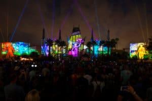 Disney Movie Magic Show Disney's Hollywood Studios