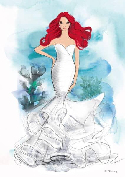 Ariel Wedding Gown